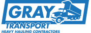 Gray Transport Logo